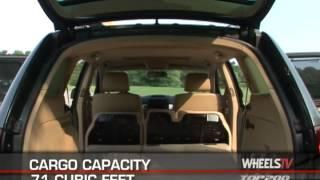 2010 Volkswagen Touareg Test Drive