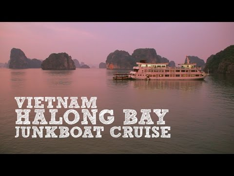 TIPS FOR VIETNAM - HALONG BAY OVERNIGHT CRUISE!