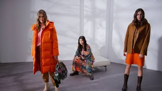 Marc Cain Fall/Winter 2021 Chillin Mountains