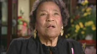 Amelia Boynton Robinson: Mary McLeod Bethune