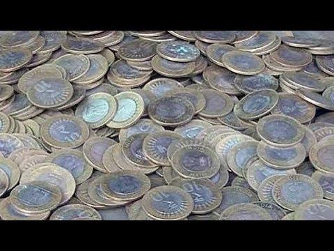 अभी अभी : 10 रुपए के सिक्कों को लेकर RBI ने किया ये बड़ा एेलान...जरूर देखे
