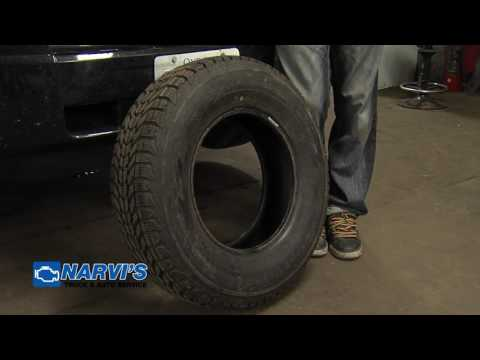 Auto Tips: Winter tires
