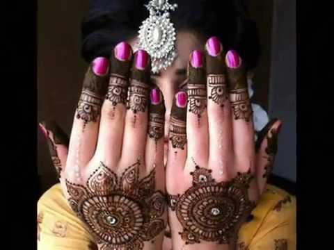 Mehndi Designs For Feet And Hands : Top bridal dulhan mehndi design collection for wedding day