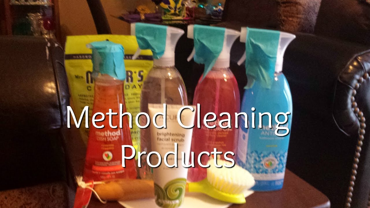 Clean With Me Method Bathroom Cleaner YouTube - Bathroom cleaning services near me