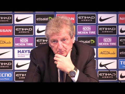 Manchester City 5-0 Crystal Palace - Roy Hodgson Full Post Match Press Conference - Premier League
