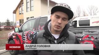 У Києві показали унікальні байки та  екстремальне дрифт-шоу