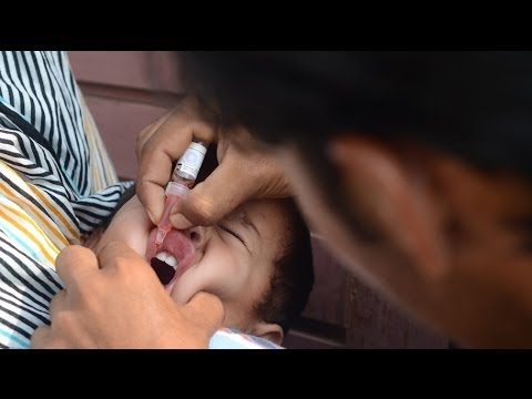 Syria polio outbreak spreads, at least 22 infected