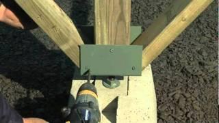 comment construire un patio