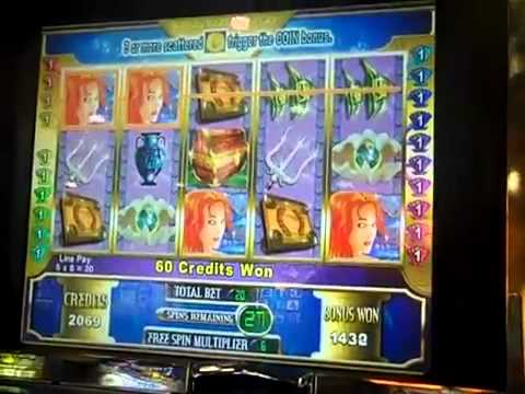 Neptune kingdom slot machine anime casino