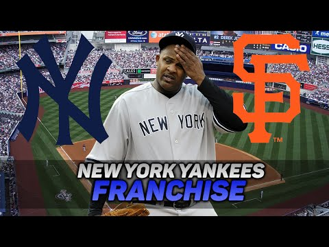 MLB The Show 16: New York Yankees Franchise - Low Score  - 28 - Y4