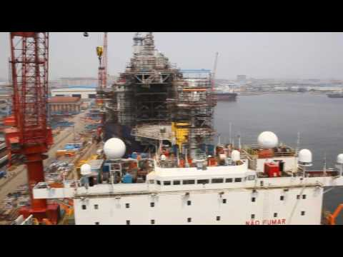 P-63 built in Dalian shipyard, China | Wärtsilä