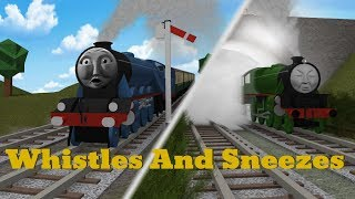 Roblox Remakes: Whistles and Sneezes