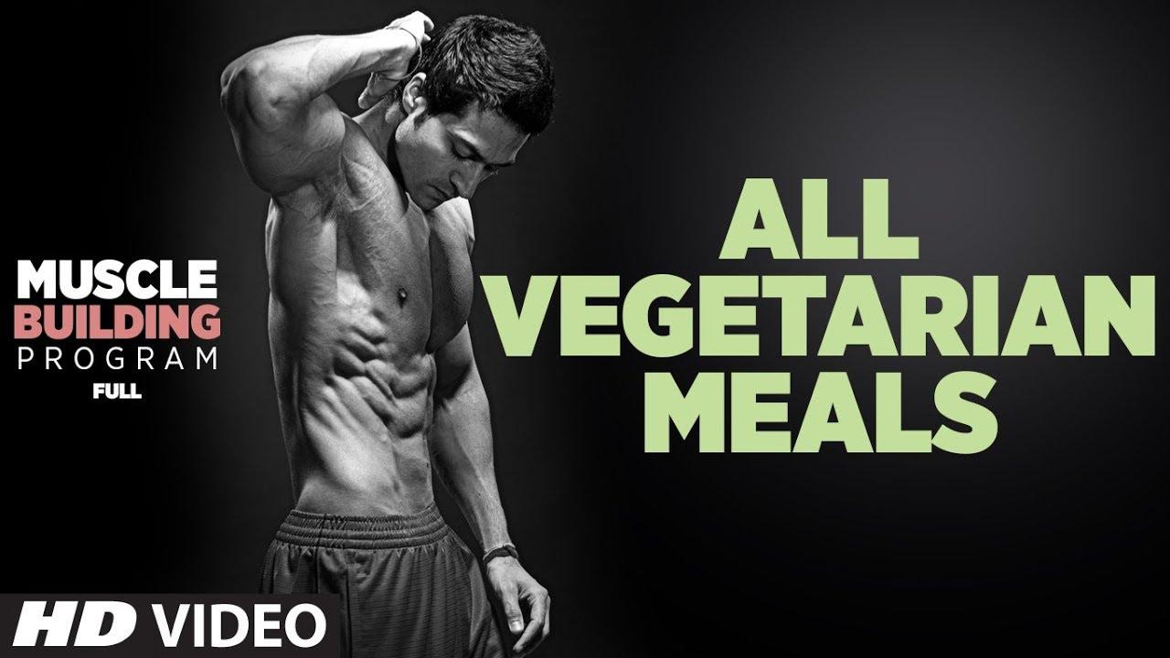 Guru Mann (Size 8) - Meals Program || All Vegetarian Meals In Muscle Building By Guru Mann
