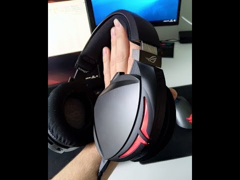 ASUS ROG STRIX FUSION 300 REVIEW & UNBOXING - IT'S JUST TOO GOOD