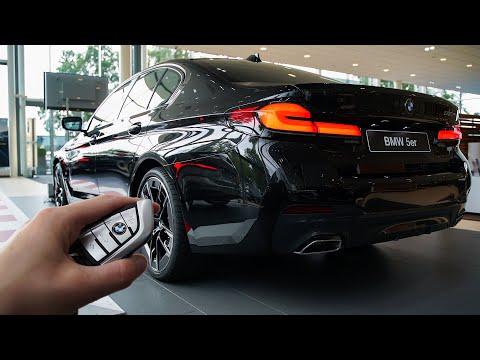 2021 BMW 5 Series LCI 530i (252hp) - Sound & Visual Review!