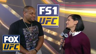 Daniel Cormier gives his thoughts on his upcoming title fight at UFC 230 | UFC 230