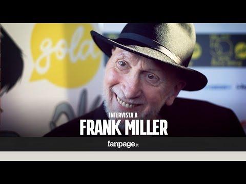 Abbiamo chiesto a Frank Miller come disegnerebbe Donald Trump