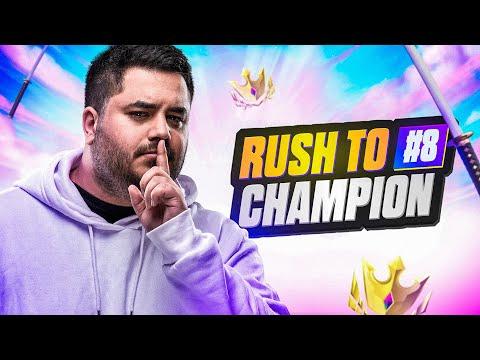 🔥 ON EST ENFIN CHAMPION 6000pts ! (Rush champion)