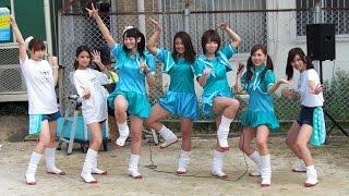 """私たち腐ってません。巫女子です。 ASIAN DANCE ENTERTAINMENT GROUP """"F..."""