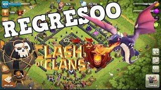 ¿REGRESO QUE AH PASADO ?-Clash Of Clans