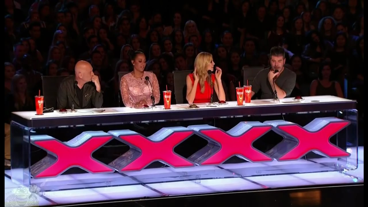 Americas received expertise 2016   failed   unhealthy   bizarre auditions