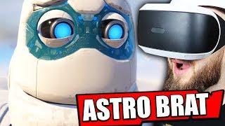 WIELKI BRAT ROBOT - ASTRO BOT RESCUE MISSION | PS4 VR #admiros