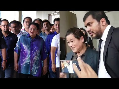 Ku Nan Claims Trial To Receiving RM3mil Over Sale Of DBKL Land