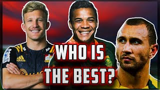 Who is THE Best Rugby Stepper