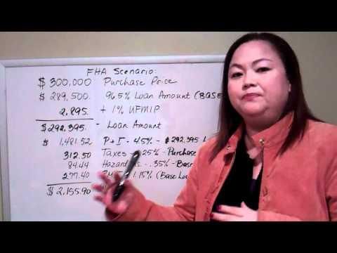 FHA mortgage payment computation.MP4