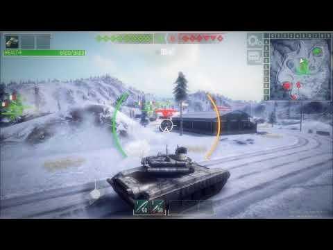 Tank Force Short Gameplay Video