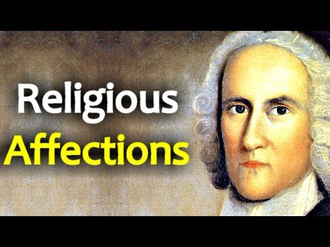 Puritan Jonathan Edwards - Religious Affections (Christian audio book)