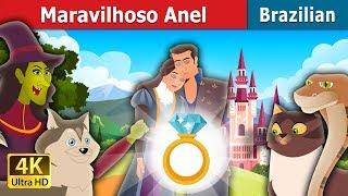 Maravilhoso Anel   Contos de Fadas   Brazilian Fairy Tales