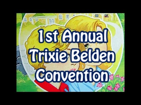 New York City: Trixie Belden Convention 2000