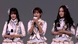 马尾与发圈 ~ 悬铃木 SNH48 TeamHⅡ 20160425