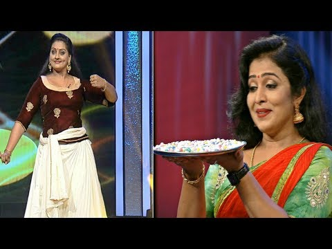 Onnum Onnum Moonu Season2 I Ep 58 - With Uma & Suchithra I Mazhavil Manorama