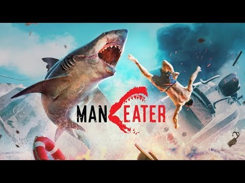 MANEATER All Cutscenes (Game Movie) 1080p 60FPS