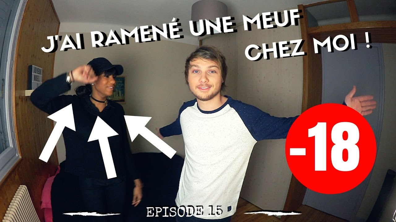 j 39 ai ramen une meuf chez moi avec awa sy romain ughetto 15 youtube. Black Bedroom Furniture Sets. Home Design Ideas