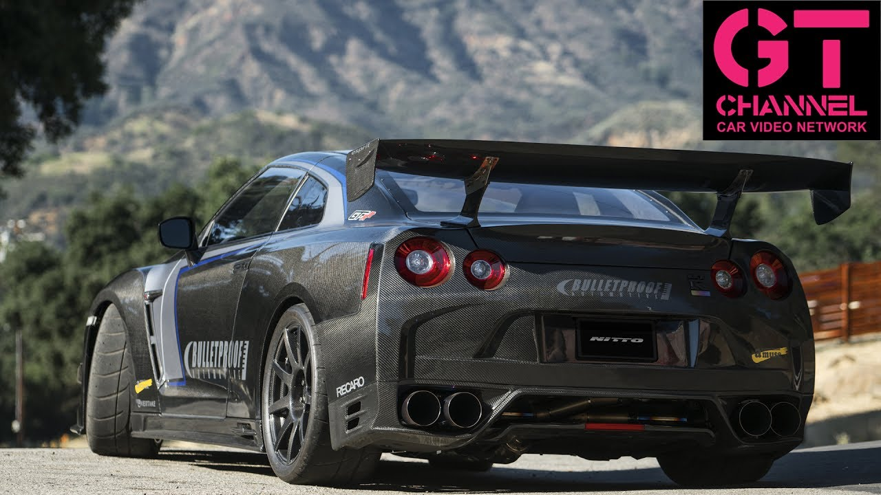 r35 gt-r reimagined - bulletproof's full-carbon build - youtube