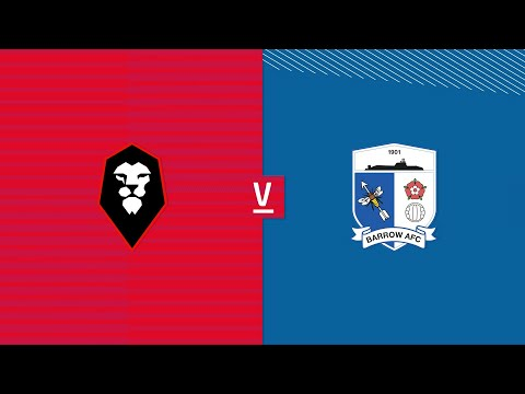 Salford Barrow Goals And Highlights