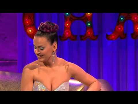 Katy Perry Interview Alan Carr Chatty Man December 20, 2013