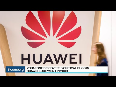 Vodafone Said to Have Found Huawei Security Vulnerabilities From 2009