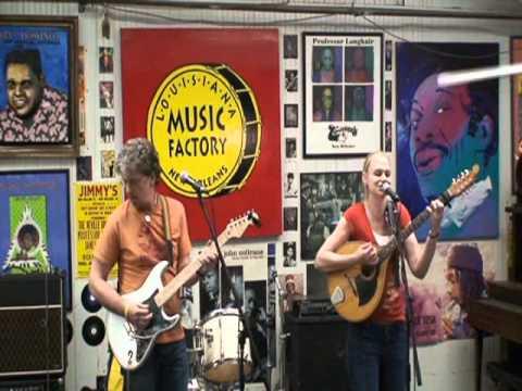 Potent Bathers @ Louisiana Music Factory 2010