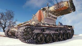 Kranvagn - Ace Of Spades - World Of Tanks Gameplay