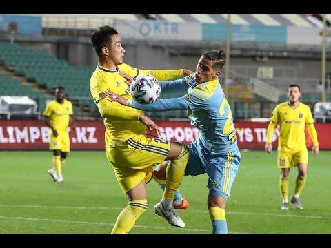 FC Astana Zhetysu Match Highlights