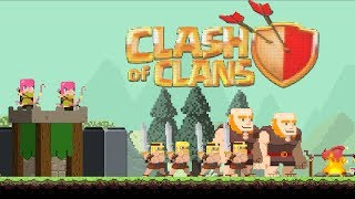 CLASH OF CLANS IS LOVE ❤ PLAYING ON BLUESTACKS 4 !