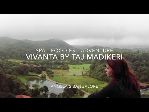 Vivanta by Taj Madikeri Coorg India | Hotel Tour