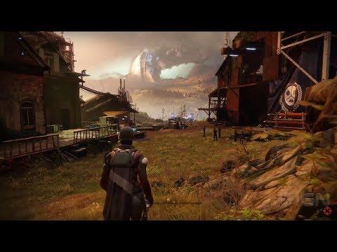 Destiny 2 New Social Space The Farm