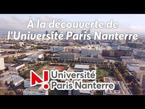 Découvrez l'Université Paris Nanterre !
