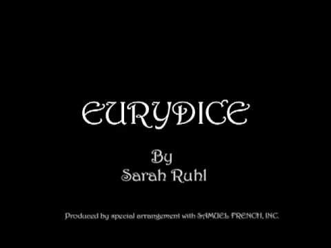 Second Stage Presents: EURYDICE (Promo)