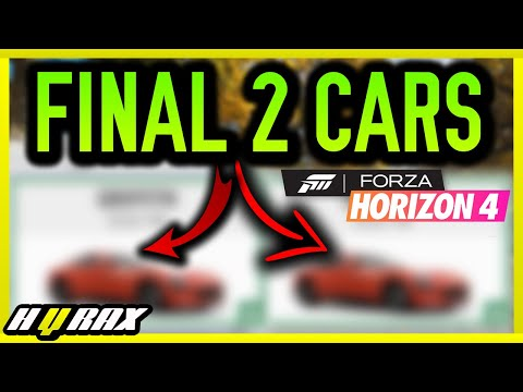 Forza Horizon 4 FINAL 2 Car Pass Cars Revealed! thumbnail